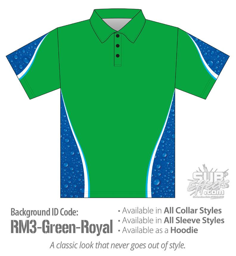 RM3-Green-Royal