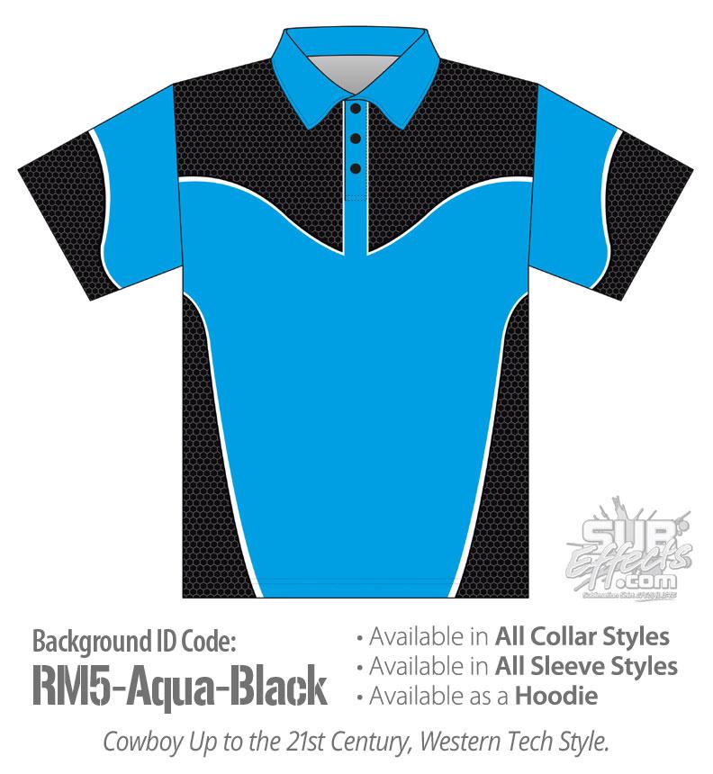 RM5-Aqua-Black