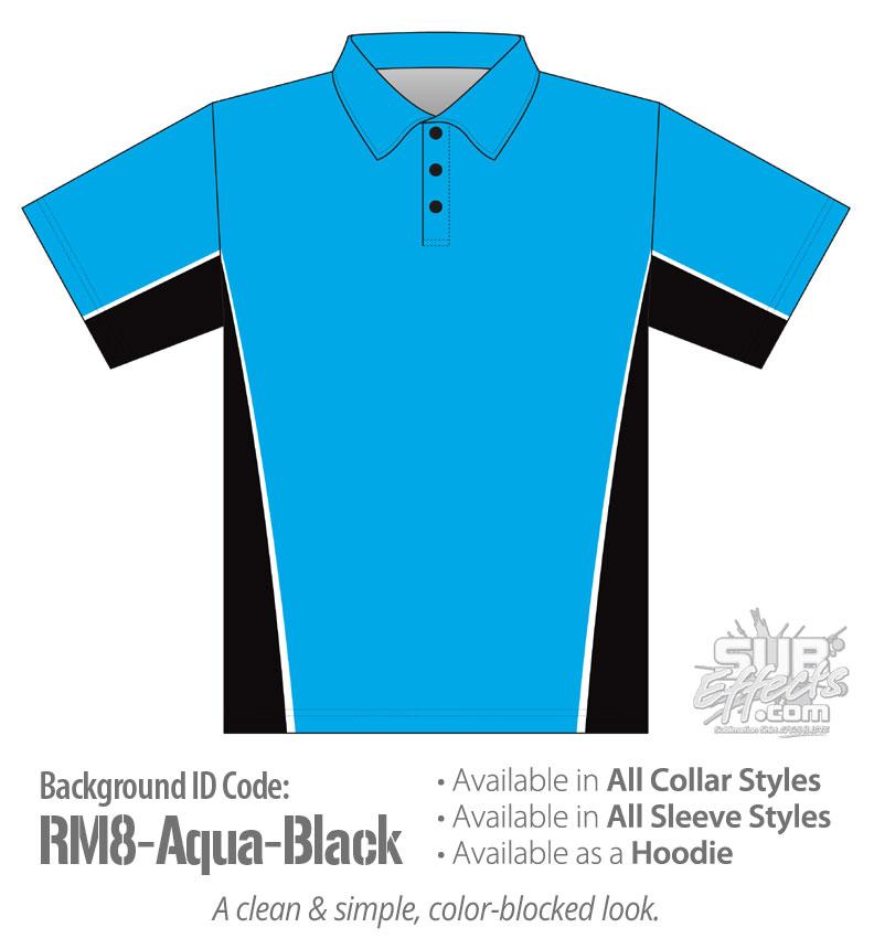 RM8-Aqua-Black
